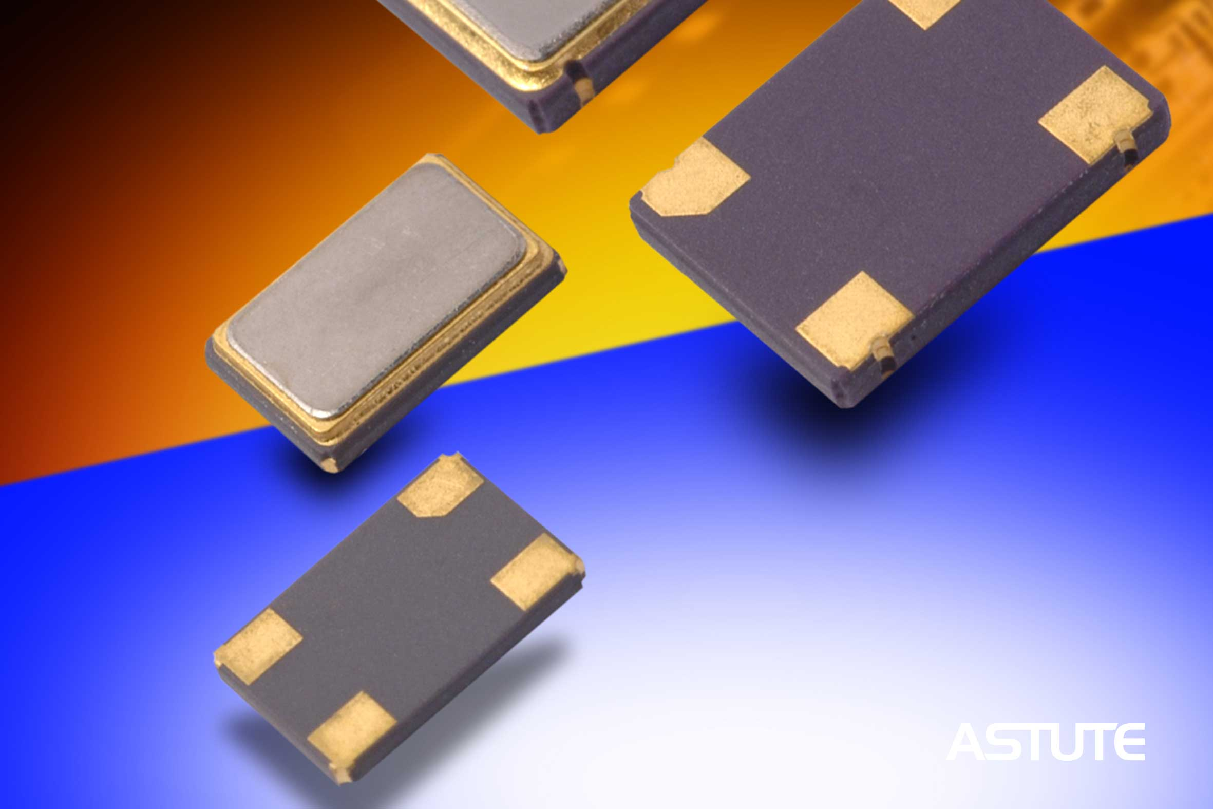 Ultra Low Phase Jitter Oscillators Available From Astute