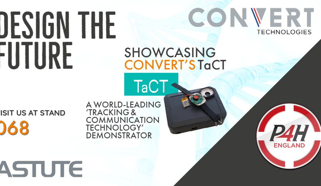 See at the show: Convert's Tracking and Communication Technology (TaCT)