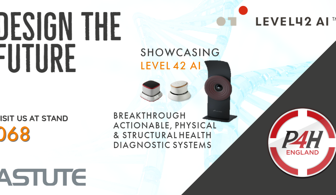 See at the show: Level 42 AI's breakthrough actionable, physical and structural health diagnostic systems